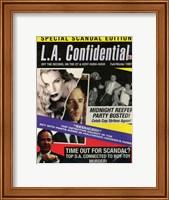 Framed La Confidential - Special Scandal Edition