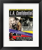 Framed La Confidential - Special Scandal Edition