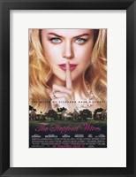 Framed Stepford Wives Nicole Kidman