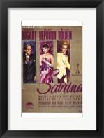 Framed Sabrina - characters