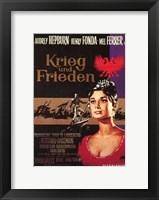 Framed War and Peace - German