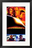 Framed Armageddon Cast with Scenes