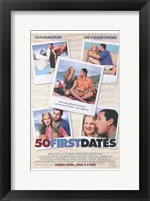 Framed 50 First Dates - pictures