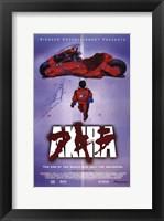 Framed Akira