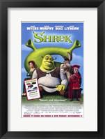 Framed Shrek - Mike Myers