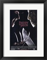 Framed Freddy Vs Jason