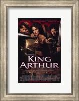 Framed King Arthur Cast