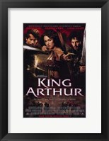 Framed King Arthur Cast