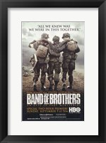 Framed Band of Brothers HBO
