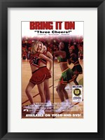 Framed Bring it on