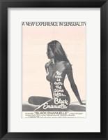 Framed Black Emmanuelle, c.1978