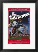 Framed Monty Python Live At Hollywood Bowl