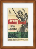 Framed Adventures of Robin Hood Green