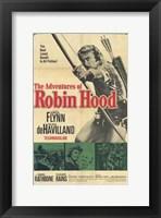 Framed Adventures of Robin Hood Green