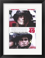 Framed Ladder 49 Bond Forged Never Broken