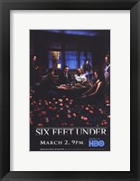 Framed Six Feet Under