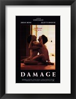 Framed Damage By Louis Malle
