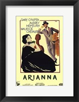Framed Love in the Afternoon - Arianna