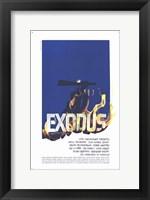Framed Exodus - fire
