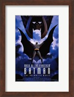 Framed Batman: Mask of the Phantasm