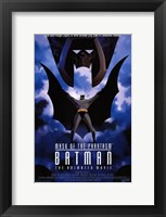 Framed Batman: Mask of the Phantasm