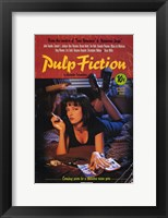 Framed Pulp Fiction Coming Soon