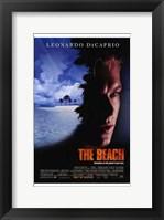 Framed Beach Leonardo DiCaprio