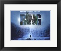 Framed Ring Tha Last Thing You See