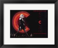 Framed Chicago Roxie Hart