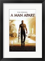 Framed Man Apart