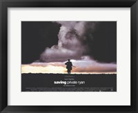 Framed Saving Private Ryan - Horizontal