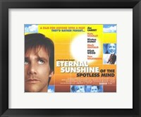 Framed Eternal Sunshine of the Spotless Mind