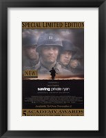 Framed Saving Private Ryan - Faces