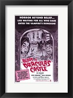 Framed Blood of Dracula's Castle