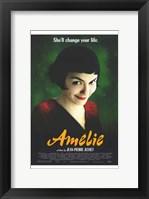 Framed Amelie