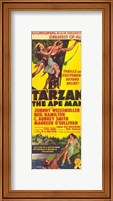 Framed Tarzan the Ape Man, c.1932