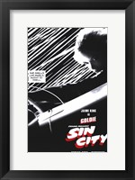 Framed Sin City Jaime King as Goldie