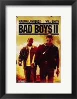 Framed Bad Boys II