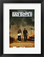 Framed Bad Boys II Movie