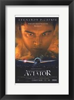 Framed Aviator Plane
