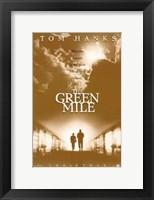 Framed Green Mile Film