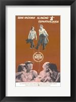 Framed Scarecrow Gene Hackman