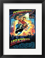 Framed Last Action Hero