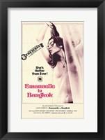 Framed Emmanuelle in Bangkok, c.1978