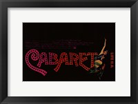 Framed Life is a Cabaret