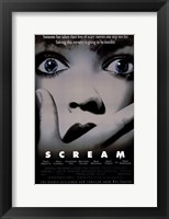 Framed Scream Movie