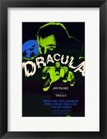 Framed Bram Stoker's Count Dracula