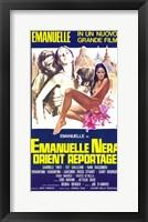 Framed Emanuelle in Bangkok, c.1976