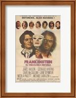 Framed Frankenstein: the True Story