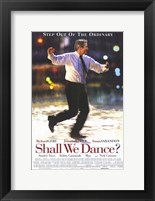 Framed Shall We Dance Richard Gere